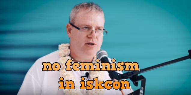 Krishna Kirti Prabhu Smashes Iskcon's Top Feminist Scholar, Jyotirmayi Ex-Dasi