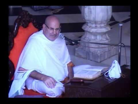 Basu Ghosh Pr(ACBSP) Smashes Krishna West (Sinister Cult by Hridayananda Goswami)
