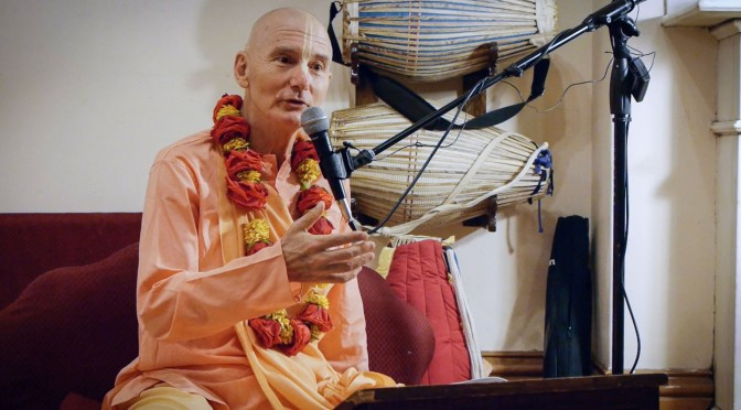 Few Good Gurus of Iskcon