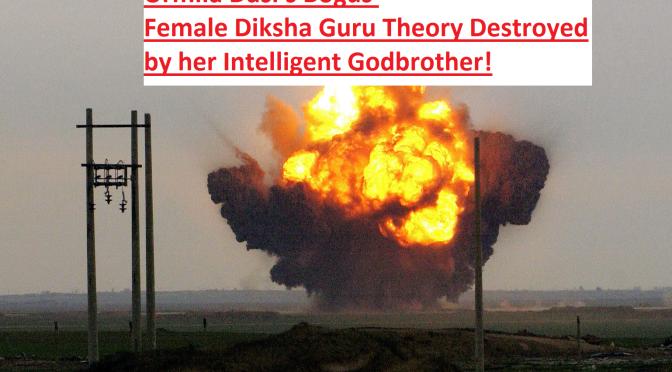 Patita Pavana Prabhu (ACBSP) Smashes Female Diksha Guru Theory