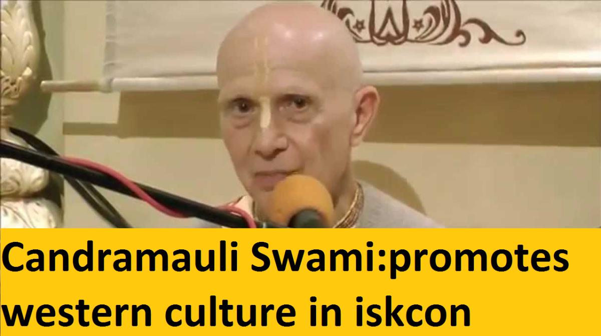 Candramauli Swami EXPOSED!