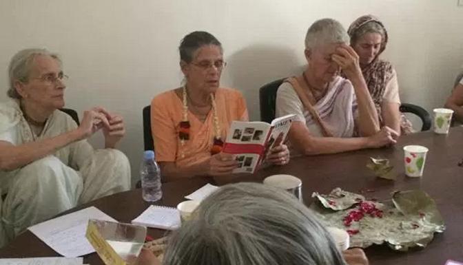 Malati, Kusha, Narayani Dasis Conspire Against WomenMothersMasters