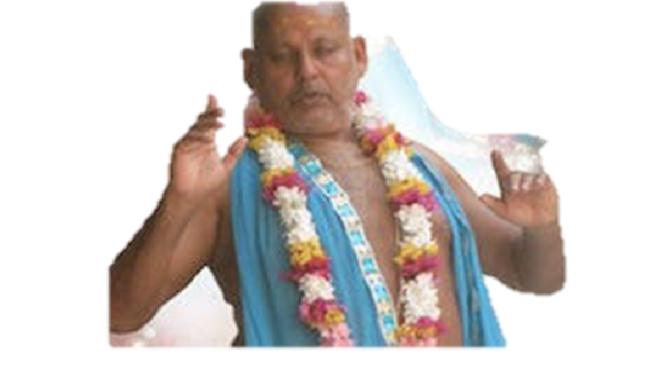 Ramesh baba the mayavadi