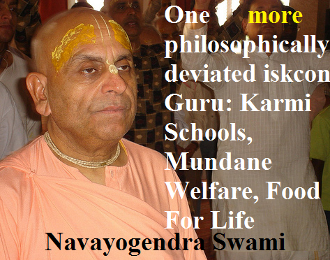 Navayogendra Swami Exposed!