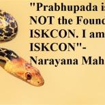 snake narayana maharaja